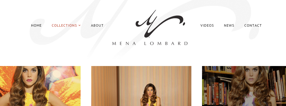 Website Launch of www.menalombard.com